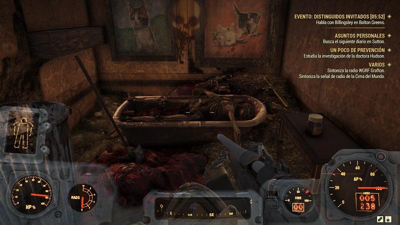 Fallout 76 para PC, análisis: volver al yermo siempre es divertido 60