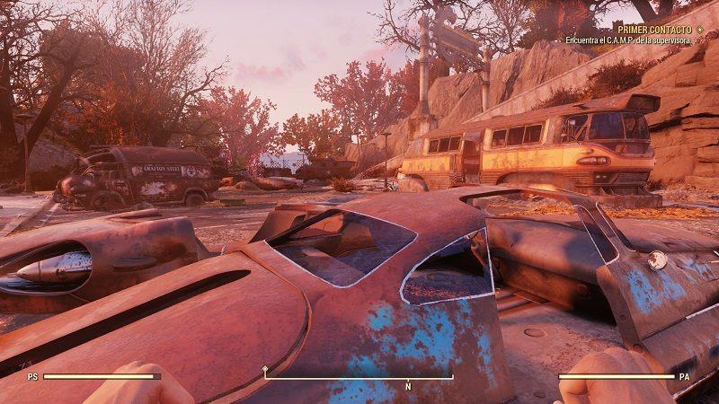 Fallout 76 para PC, análisis: volver al yermo siempre es divertido 36