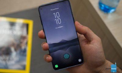 Diseño del Galaxy S10: ¿qué pasará con la cámara frontal? 106