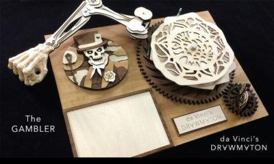 Da Vinci Drawmaton, el robot del renacimiento 36