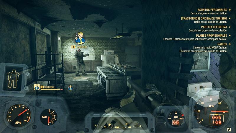 Fallout 76 para PC, análisis: volver al yermo siempre es divertido 54