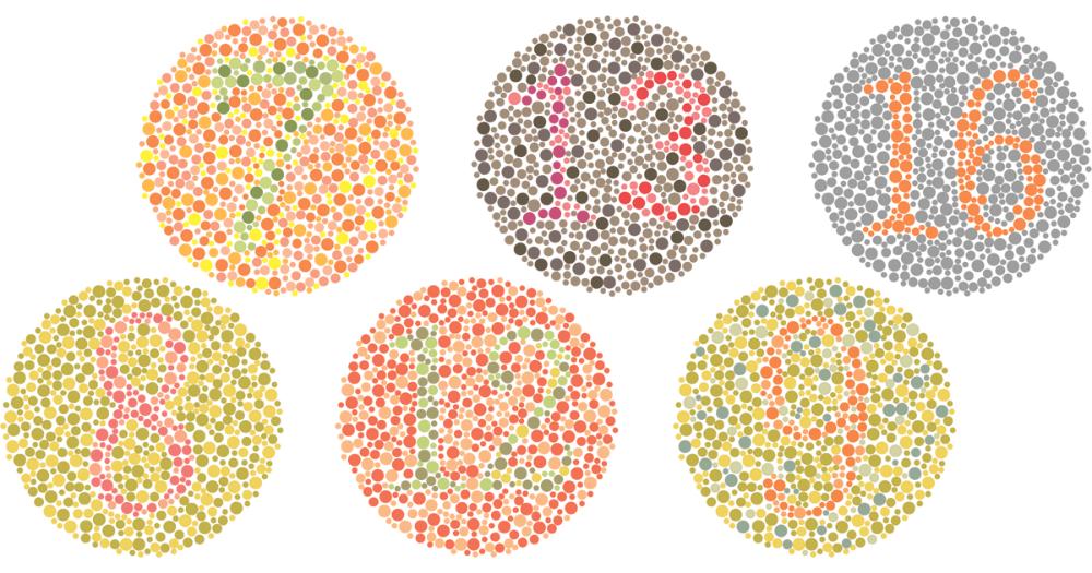 La Universidad de Granada dice que las gafas para daltónicos no funcionan 33