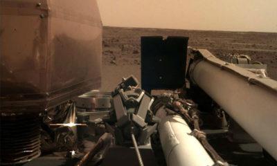 InSight ya manda imágenes a la Tierra 48
