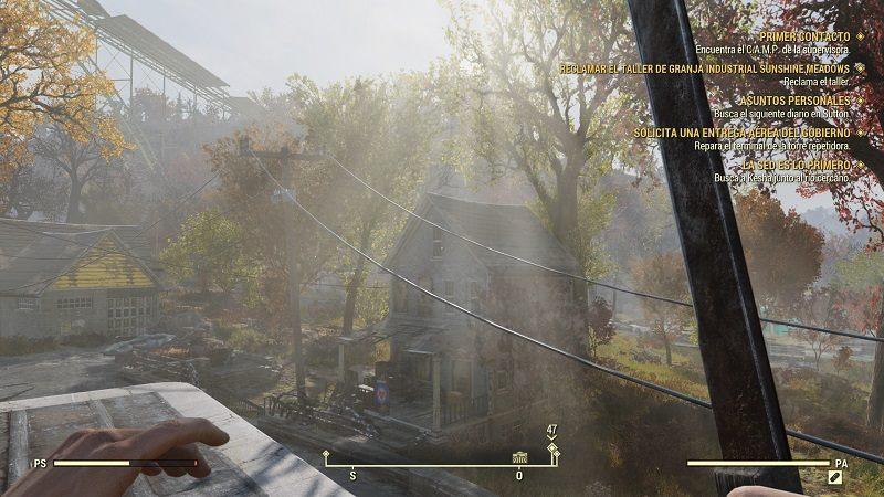 Fallout 76 para PC, análisis: volver al yermo siempre es divertido 48