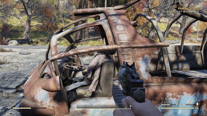 Fallout 76 para PC, análisis: volver al yermo siempre es divertido 44