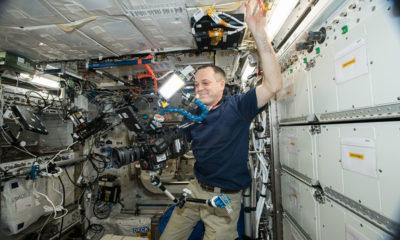 primer vídeo 8K desde el espacio