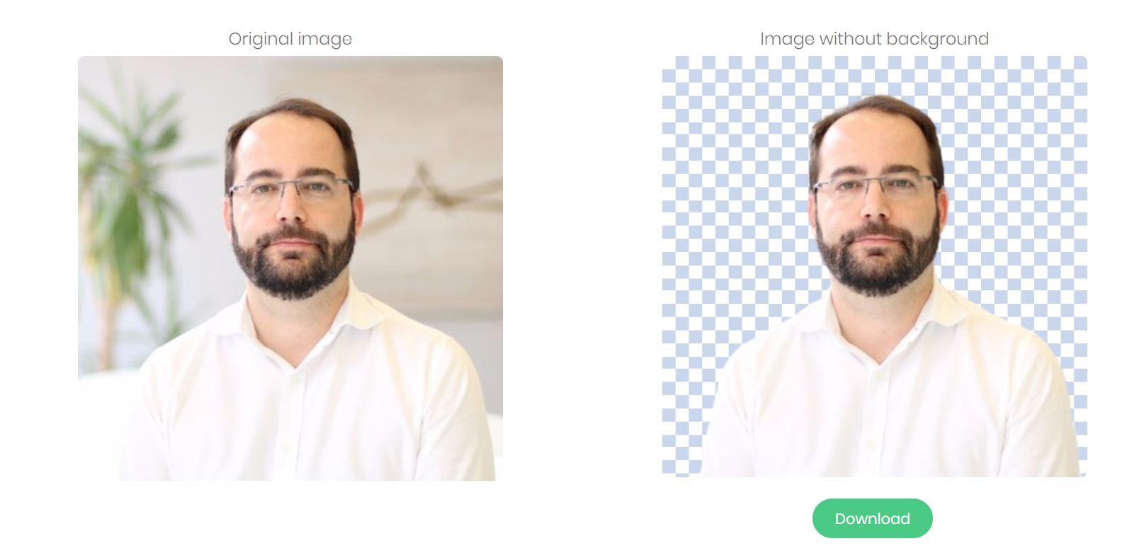 Cómo eliminar el fondo de una imagen en 5 segundos 38
