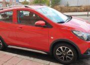 Opel Karl Rocks, discreción 100