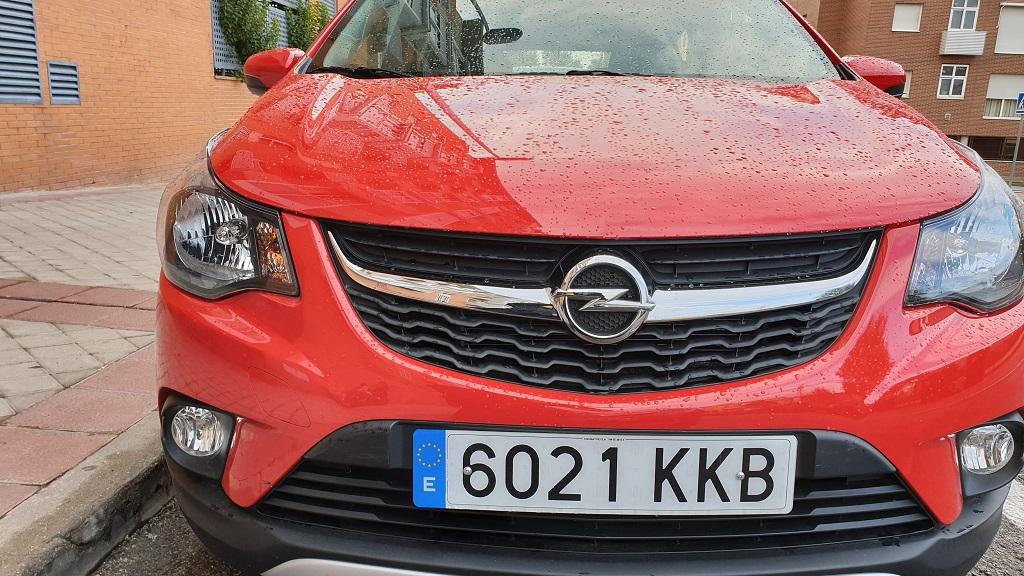 Opel Karl Rocks, discreción 38