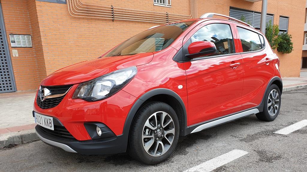 Opel Karl Rocks, discreción 42