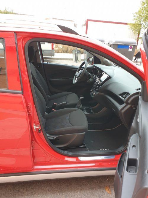 Opel Karl Rocks, discreción 34