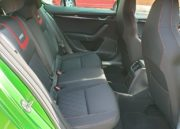 Skoda Octavia RS, adelante 105