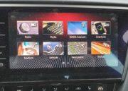 Skoda Octavia RS, adelante 93