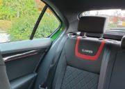 Skoda Octavia RS, adelante 89
