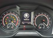 Skoda Octavia RS, adelante 85