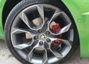 Skoda Octavia RS, adelante 77