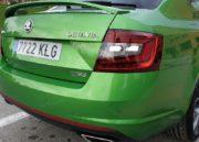 Skoda Octavia RS, adelante 75