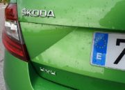 Skoda Octavia RS, adelante 69
