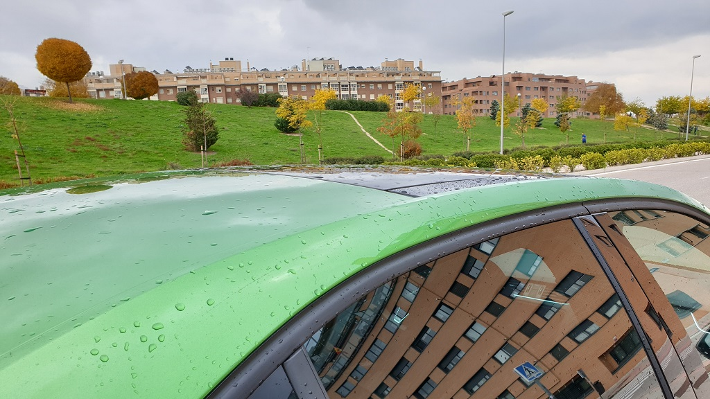 Skoda Octavia RS, adelante 43