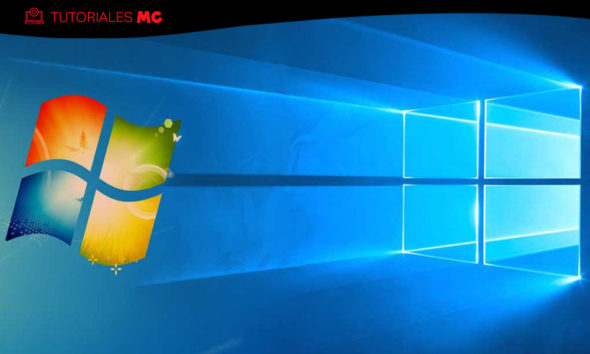 Activar Windows 10 con Windows 7