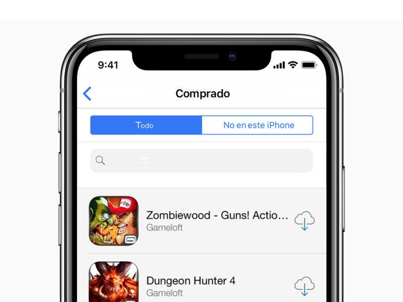 App eliminada Apple Store