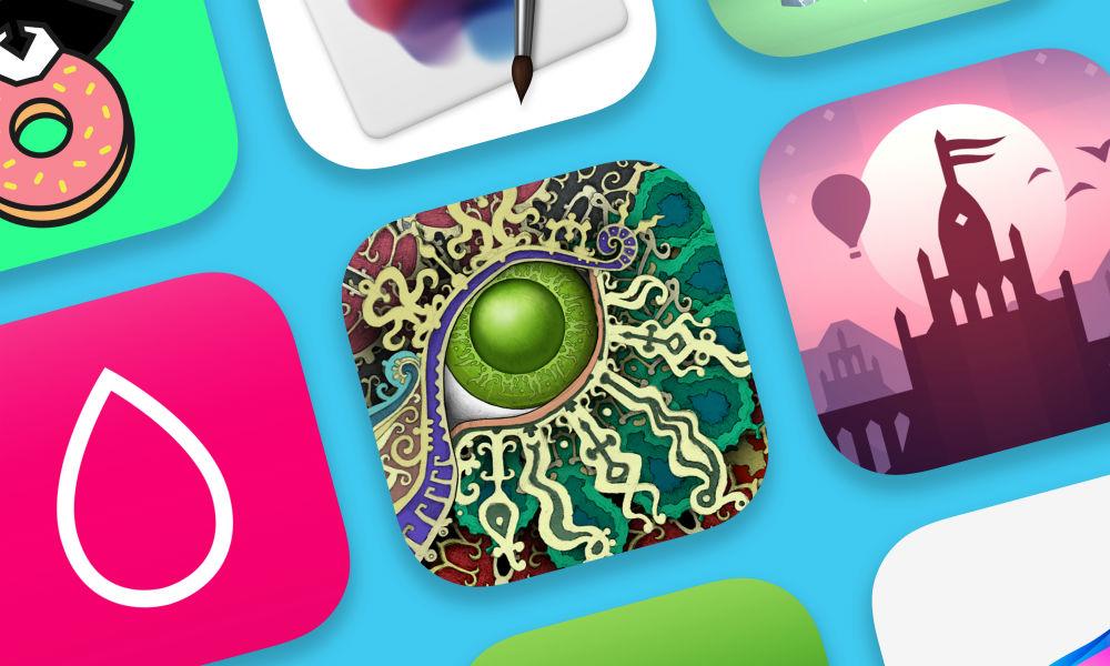 Apple presenta las aplicaciones más descargadas de la App Store 30
