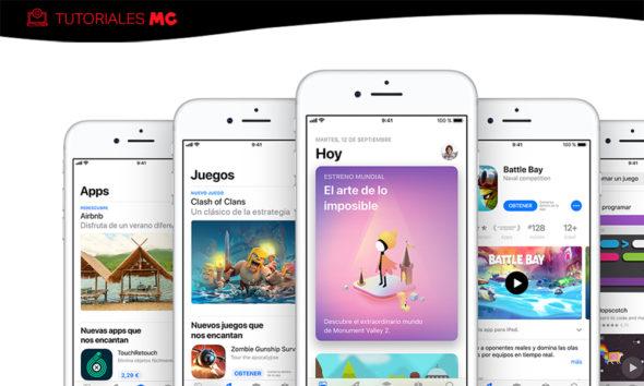 Cómo descargar app aplicación eliminada Apple