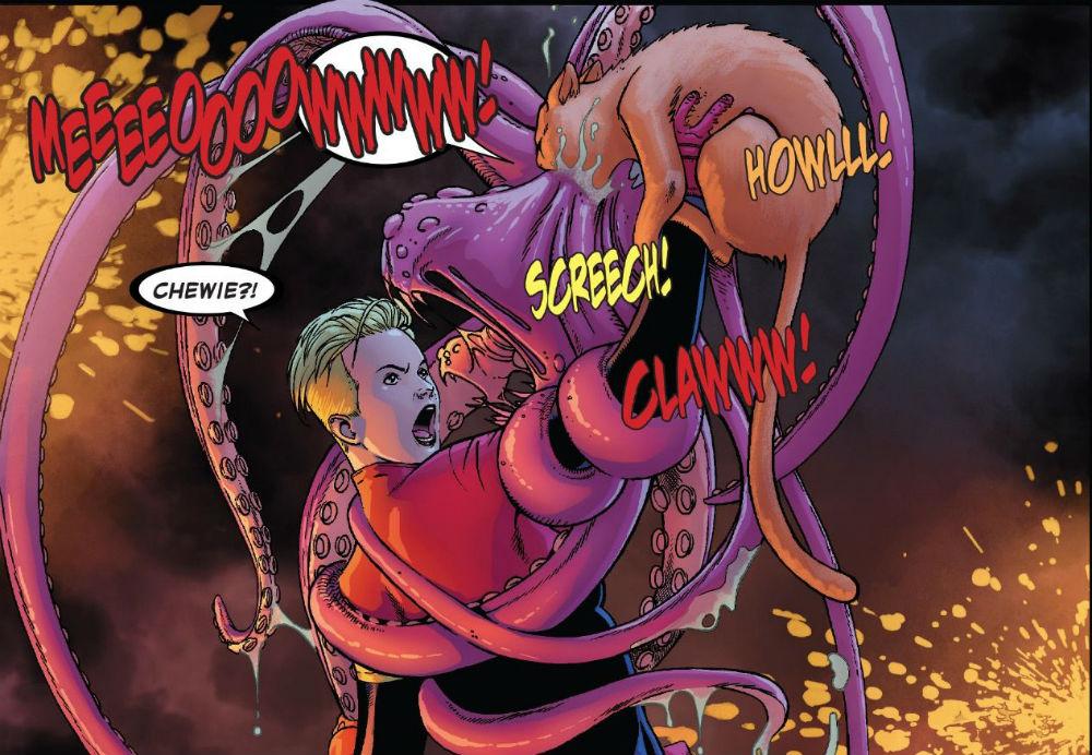El nuevo tráiler de Capitana Marvel desvela algunas claves de la película 36