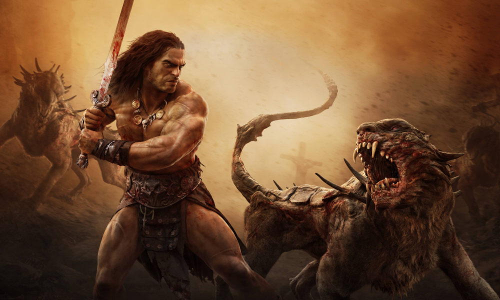 Conan Exiles Gratis Epic Games