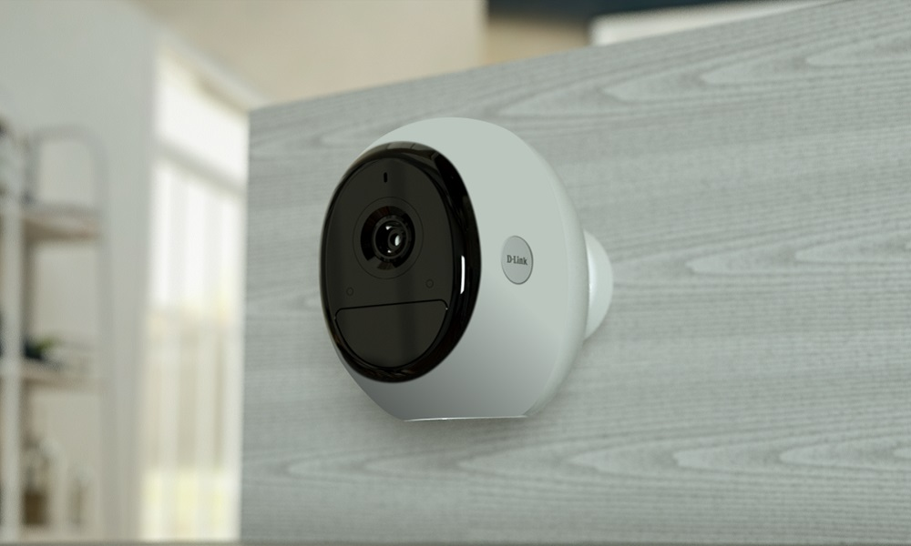 Nuevo kit de cámaras autónomas con batería D-Link DCS-2802KT 30
