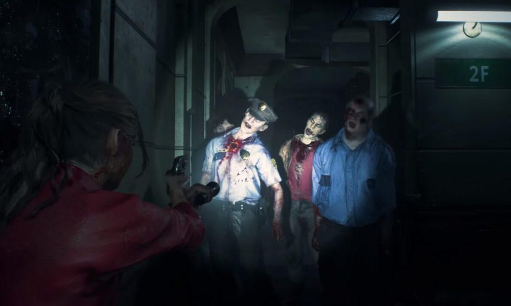 Demo de Resident Evil 2 Remake en enero: nuevos vídeos 32