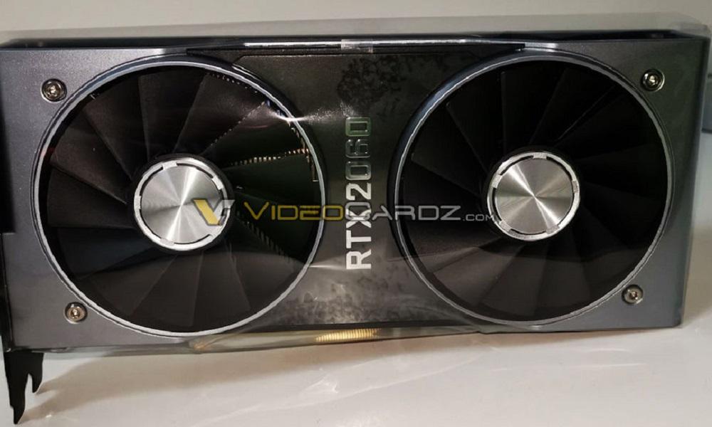 GeForce RTX 2060: primeras imágenes y especificaciones oficiales 32