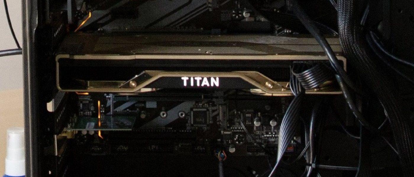 GeForce RTX TITAN: primeras imágenes, especificaciones y posible precio 31