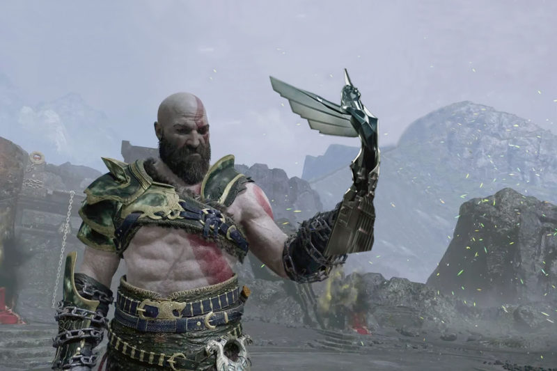 God of War GOTY The Game Awards