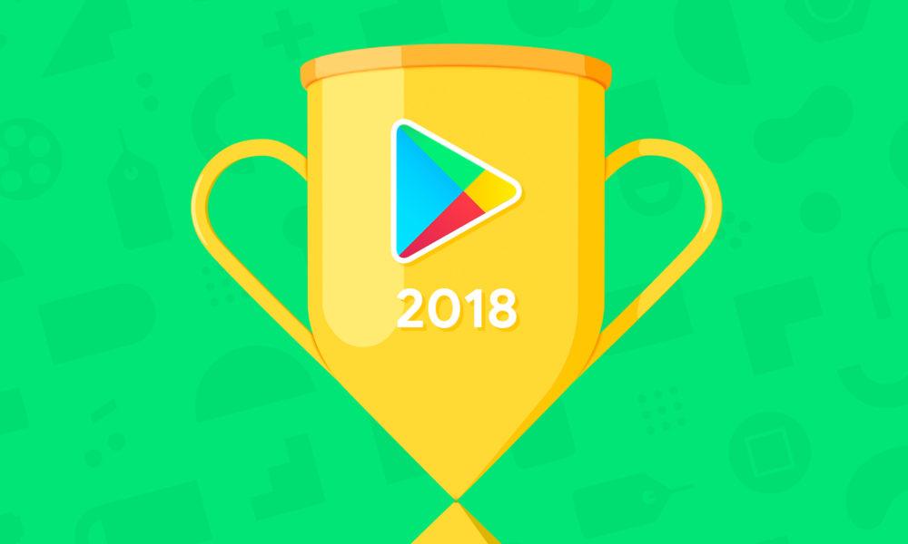 Google Play Lo mejor del 2018