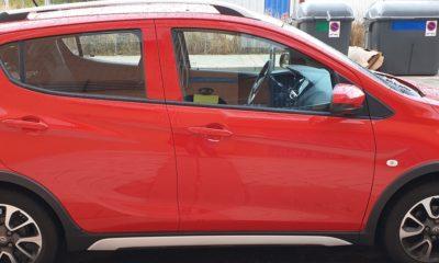 Opel Karl Rocks, discreción 86