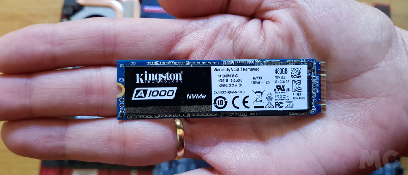 Kingston SSD A1000