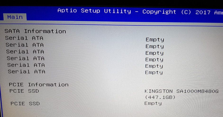 Analizamos la Kingston SSD A1000, NVMe a precio de SATA 38