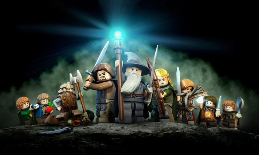 LEGO El Señor de los Anillos Humble Bundle Gratis