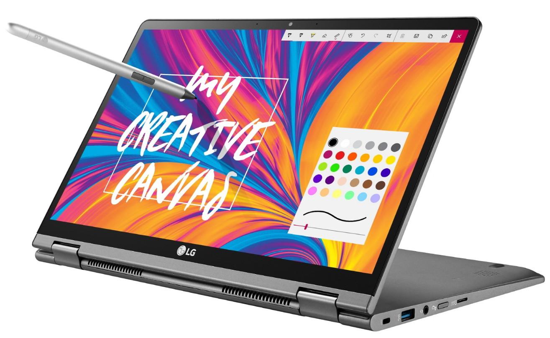 Nuevos LG gram: ahora convertible y el portátil de 17 pulgadas más ligero del planeta 35