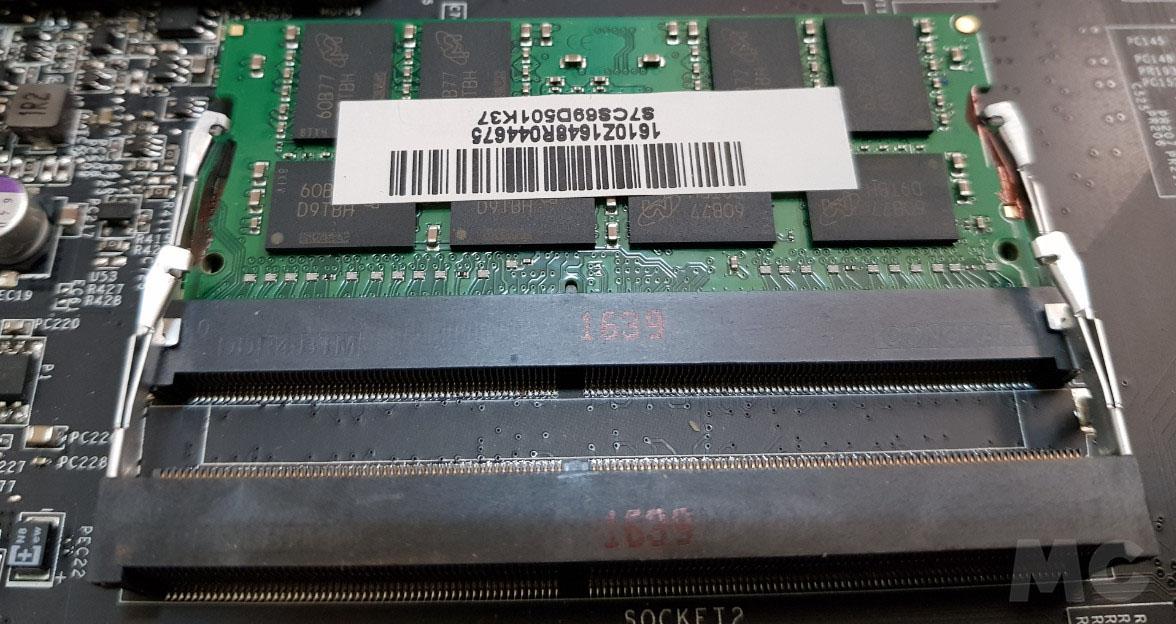 Cómo ampliar la memoria RAM de un portátil 38