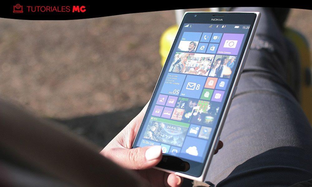 Cómo convertir un smartphone Android en un Microsoft Phone 29