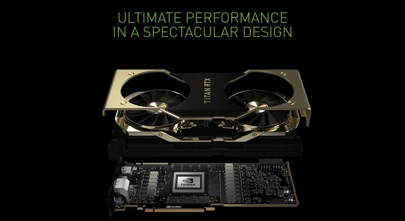 NVIDIA TITAN RTX: 130 TFLOPs y 24 GB de GDDR6 por 2.499 dólares 31