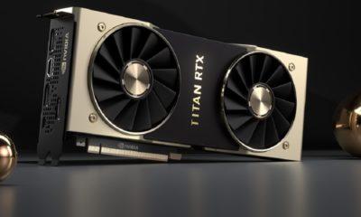 NVIDIA TITAN RTX: 130 TFLOPs y 24 GB de GDDR6 por 2.499 dólares 34