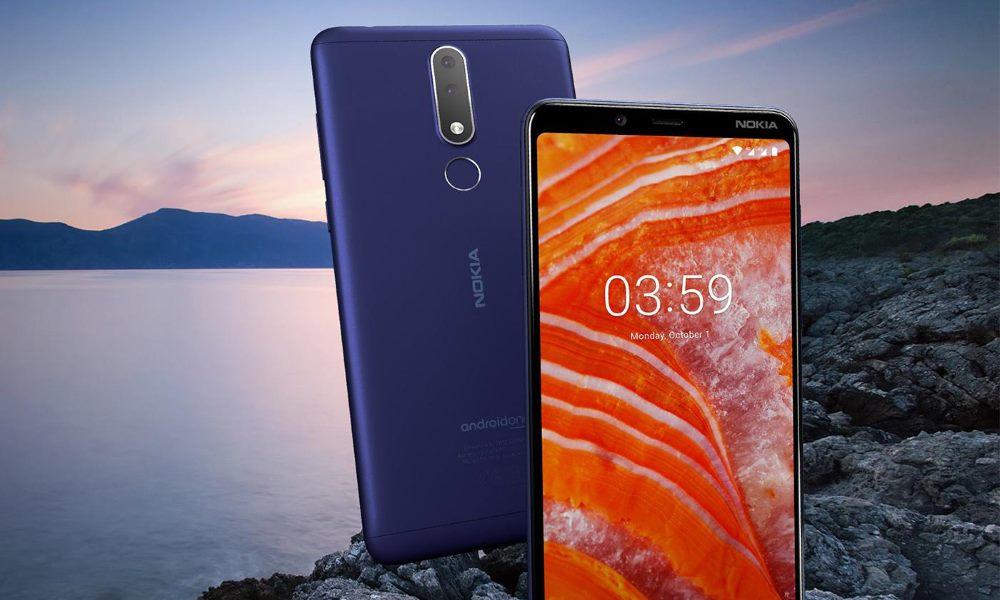 Nokia 3.1 Plus, disponible en España desde 199 euros 31