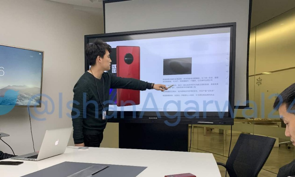 Primera imagen del OnePlus 7: así luce el prototipo de lo nuevo de OnePlus 30