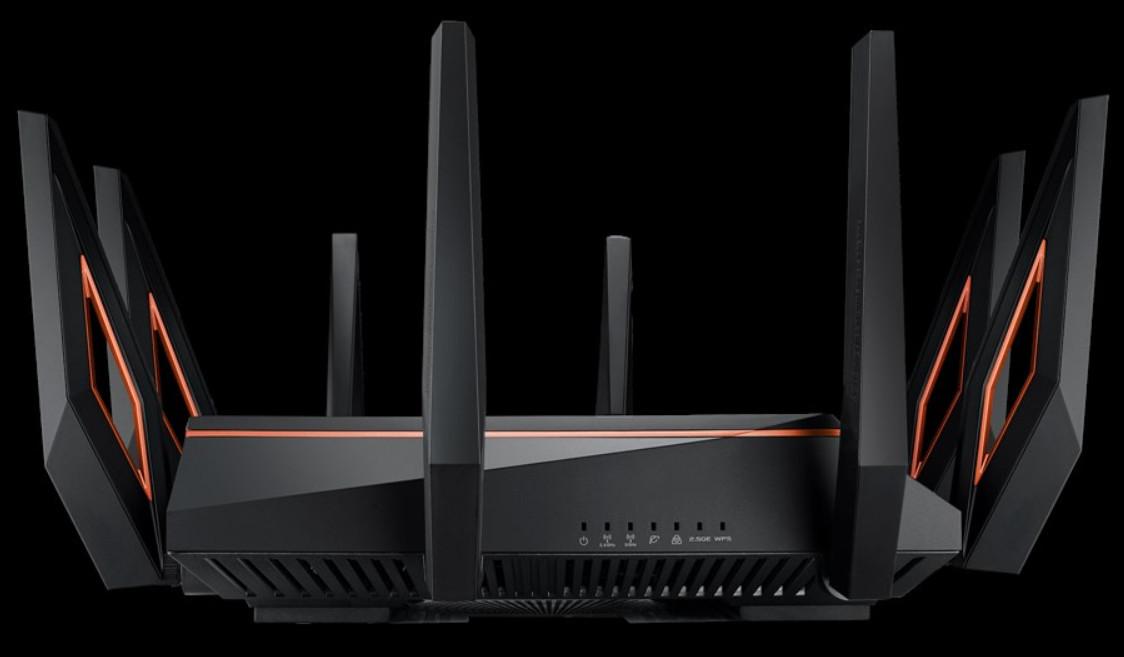 ASUS ROG Rapture GT-AX11000, otro impresionante router Wi-Fi 6 32