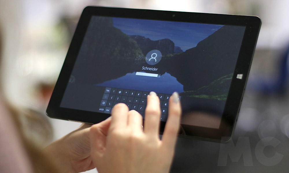 Tablet 2 en 1 Full HD de Schneider, análisis 34
