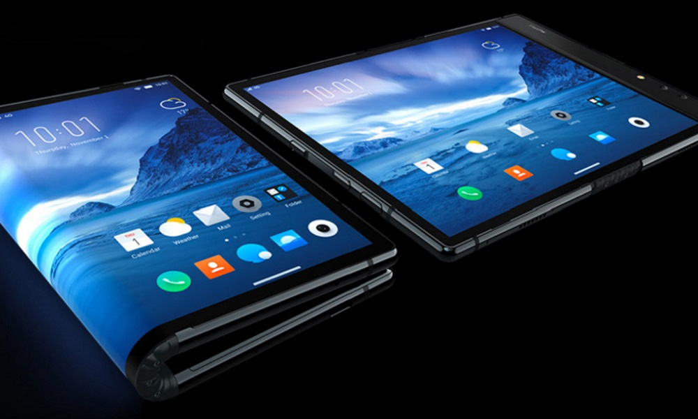 Coste de materiales del Samsung Galaxy F: primer smartphone flexible 37