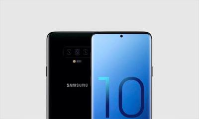 Samsung Galaxy S10 Rumores